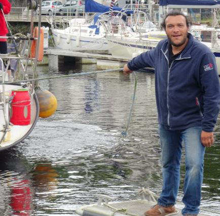 The helpful harbourmaster