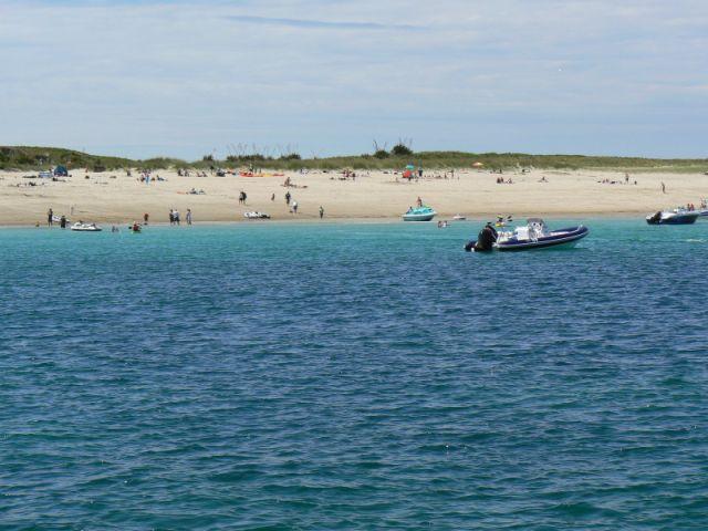 Shell Beach - beautiful long beach. Amazing to explore at low tide