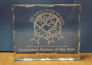 2006 ESRI Worldwide Foundation partner