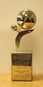 2010 ESRI GIS Innovation Award