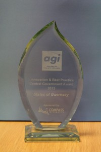 2013 AGI Innovation & Best Practice