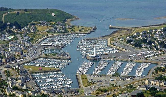 Port du Crouesty - photo by marinas.com