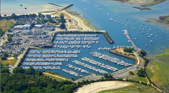 Port la Foret - picture by marinas.com